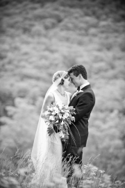 LeBlanc Wedding - Ashintully Gardens 2013